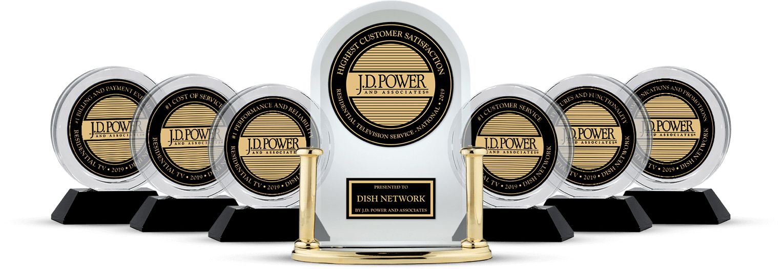 DISH Customer Satisfaction - Ranked #1 by JD Power - HD Satellite in Boise, Idaho - DISH Authorized Retailer